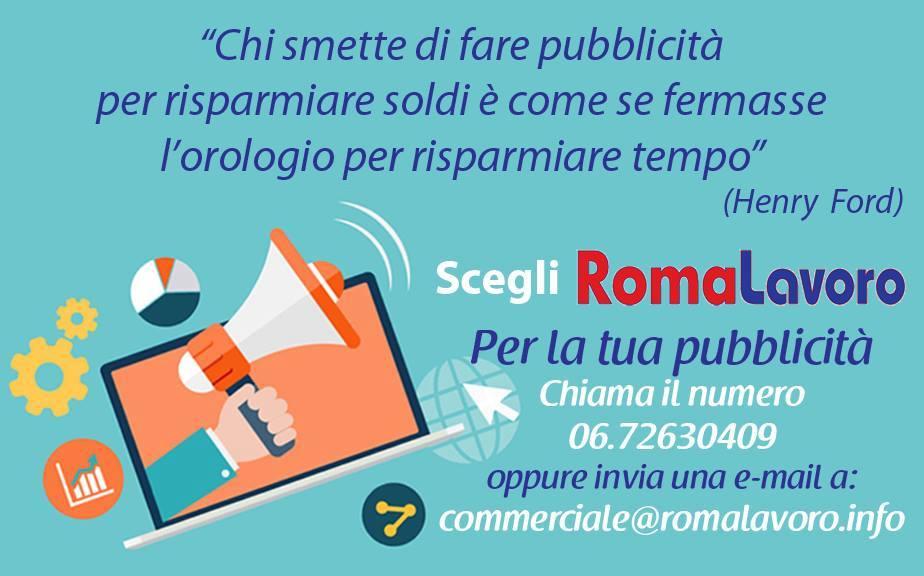 Pubblicita-RomaLavoro